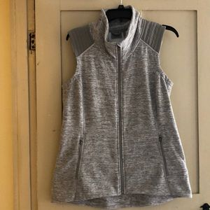 Athletes grey vest.  New with tags.